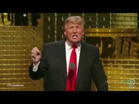 Donald Trump vs Billy Connolly — It takes just two words...