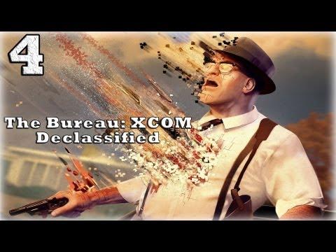 Смотреть прохождение игры The Bureau: XCOM Declassified. Серия 4 - В поисках доктора.