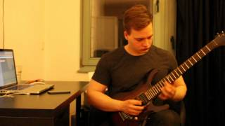 The Black Dahlia Murder - Into The Everblack Cover - by Alexander Wahler