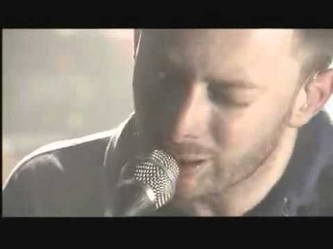 radiohead - morning bell (live in paris)