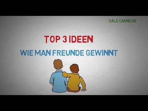 Wie Man Freunde Gewinnt - Die Kunst Beliebt Und Einflussreich Zu Werden - D. Carnegie