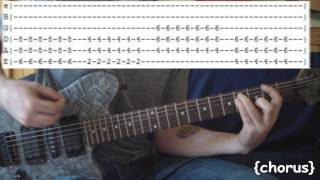 The entire guitar lesson for The Kids Aren't Alright by The Offspri...