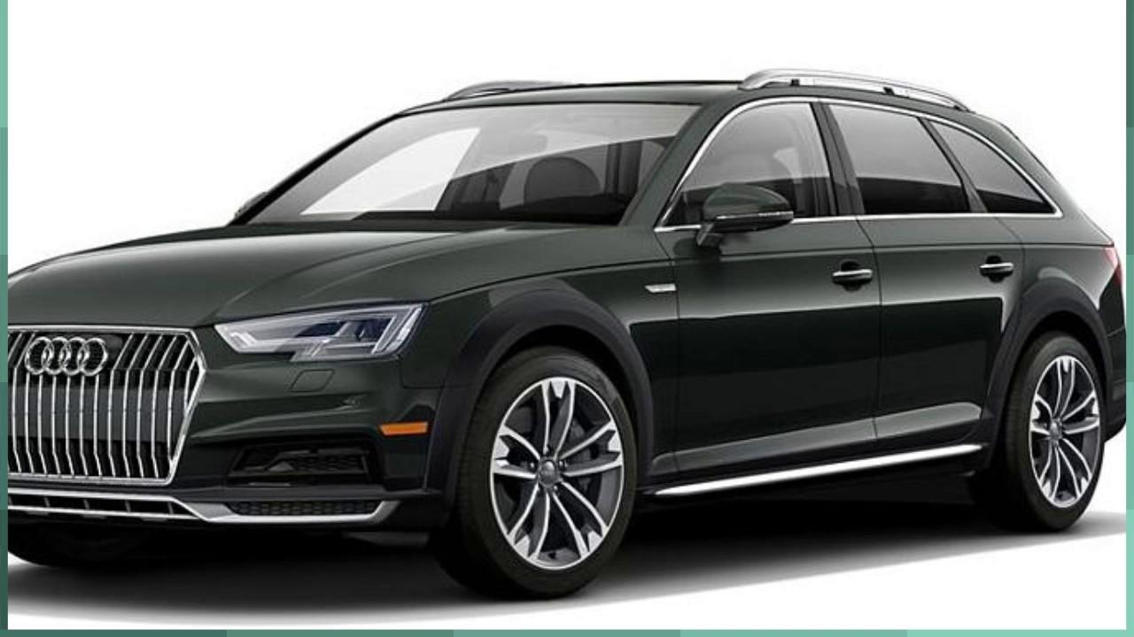 2017 Audi A4 Allroad near Walnut Creek from Audi Concord - YouTube