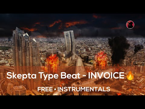 Skepta Type Beat AfroBeat Instrumentals ✘Stay far away| Free Beats | INVOICE.mp3
