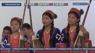 Мероприятие Союза молодежи в Каракалпакстане