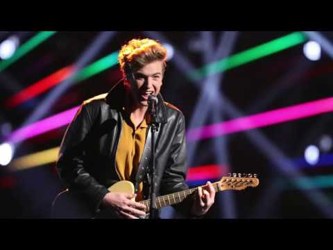 Noah Mac  River The Voice Performance
