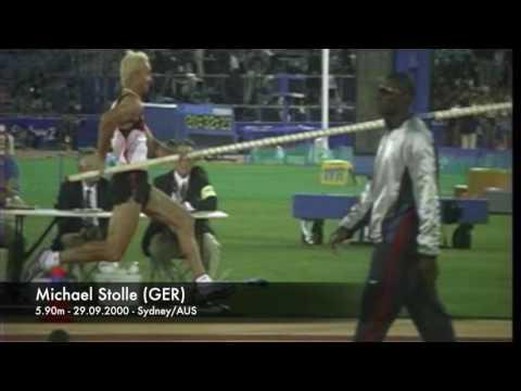 Michael Stolle (GER) - 5.90m - 29.09.2000 - Sydney/AUS