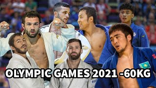 JUDO HL - OLYMPIC GAMES TOKYO 2021 -60KG PREVIEW
