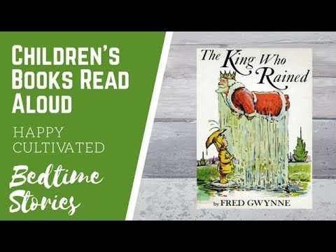 The king who rained read aloud childrens books read aloud kids the king who rained read aloud childrens books read aloud kids puns funny bedtime story fandeluxe Gallery