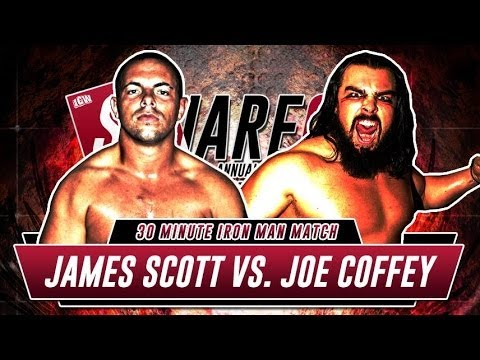 ICW Worldwide Wrestling - Season 2 Episode 1 - Scott Vs. Coffey - Iron Man Match