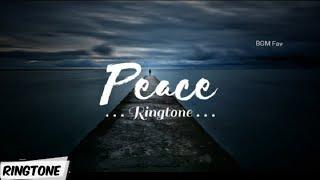 Peace ringtone    Mugavari    BGM Fav