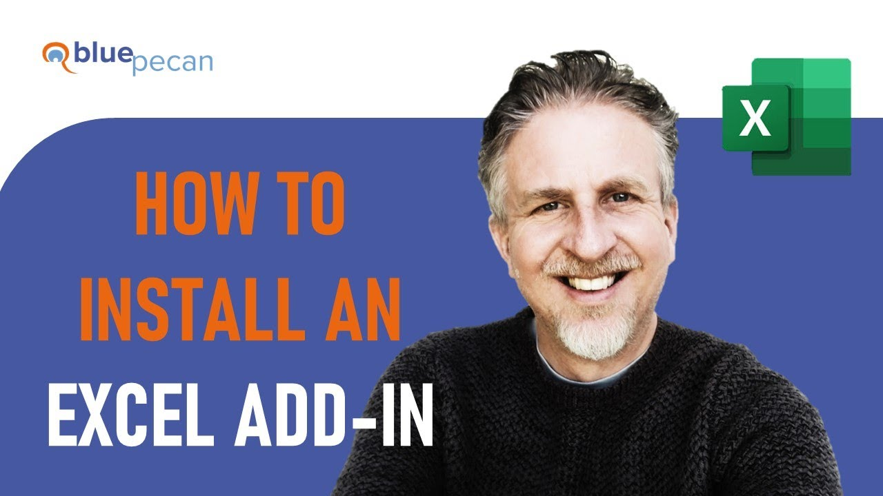How to Install an Excel Add-in