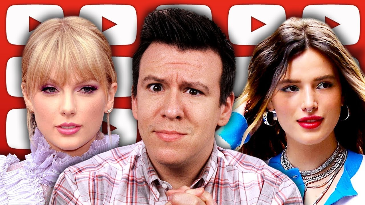 """The Taylor Swift """"You Need To Calm Down"""" Backlash, Bella Thorne, Hong Kong Extradition, &a"""