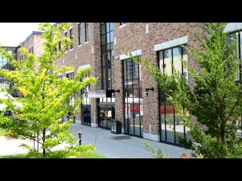 Wilfrid Laurier University in Brantford