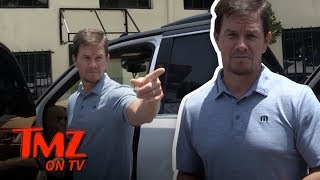 Mark Wahlberg Says Believe In The Cleveland Browns! | TMZ TV