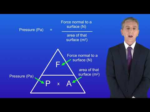 GCSE Science Physics (9-1 Triple) Pressure in Fluids