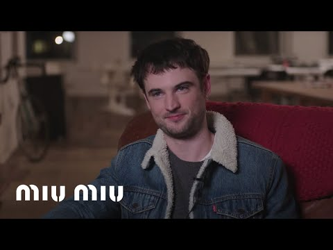 Miu Miu Women's Tales 15  Hello Apartment  Tom Sturridge