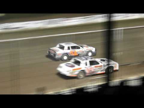 red cedar speedway fair night #2 street stock