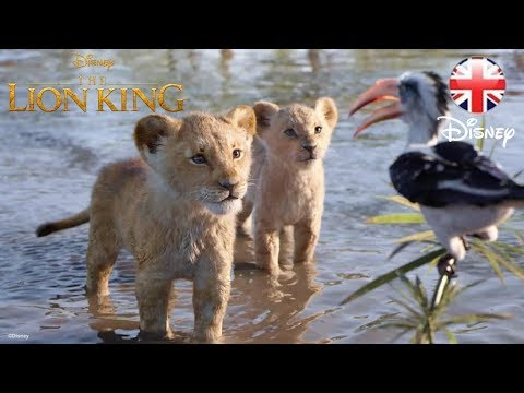 The Lion King  2019 The King Returns - Behind the Scenes   Disney UK