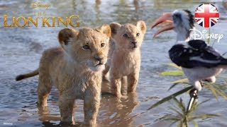 The Lion King | 2019 The King Returns - Behind the Scenes! | Official Disney UK