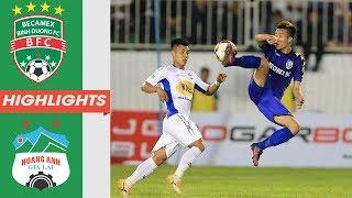 Nhìn lại trận đấu của HAGL và B. Bình Dương tại chặng cuối cùng V-League 2018  | HAGL Media