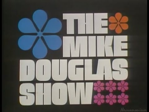 """""""THE MIKE DOUGLAS SHOW:  Moments & Memories""""  -(2007 Documentary)"""