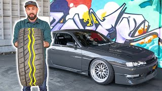 easy-fix-for-steering-wobble-in-vin-s-1jz-swapped-s14-621-golden-ep-002