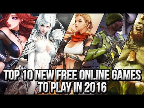 Top 10 New Free Online Games to Play in 2016~2017 | FreeMMOStation.com