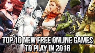 Top 10 New Free Online Games to Play in 2016~2017 | FreeMMOStation.com(http://www.freemmostation.com/ ▻ Loot Crate offer: Go to http://lootcrate.com/freemmostation and use the code: freemmostation at checkout to get 10% off your ..., 2016-09-17T18:22:32.000Z)