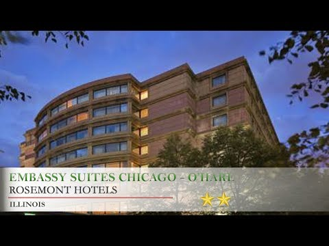 Embassy Suites Chicago - O'Hare Rosemont - Rosemont Hotels, Illinois