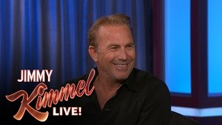 Kevin Costner on Turning 60