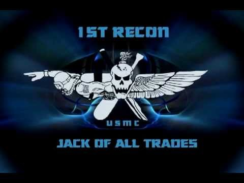 US Marine Force Recon Tribute