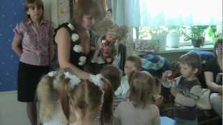 видео занятия для детей 3-4 лет