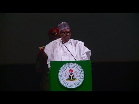 Nigeria : Muhammadu Buhari candidat affiché à la présidentielle de 2019