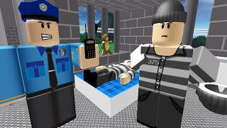 Escape Prison Obby! Roblox Games