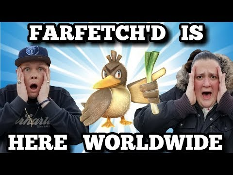 Download Youtube: ⭐LIVE NOW⭐ FARFETCH'D IS HERE WORLDWIDE 🌍 GLOBAL CATCH CHALLENGE   DAY 7