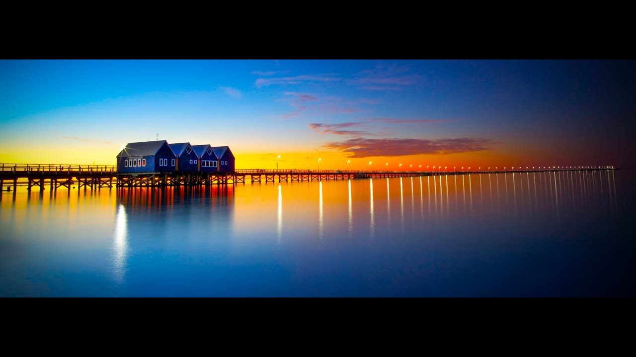 The Busselton Jetty You