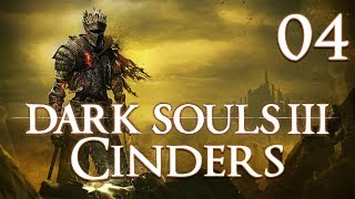 Dark Souls 3 Cinders - Let's Play Part 4: Curse-rotted Greatwood