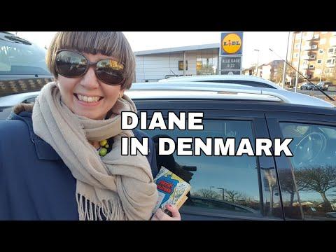 My Flylady Errand Day (Thursday) here in Copenhagen