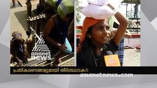 Ayyappa devotees responds on the current situation at Sabarimala