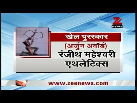 Zee News: Kohli, Sindhu recommended for Arjuna Award
