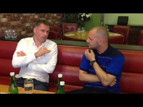Exclusive interview with Jamie Carragher -The person, The Pundit & The Predictions.