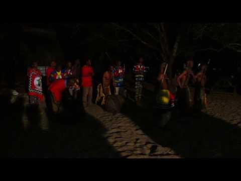 MVI 3060   Dansvoorstelling Mlilwane NR
