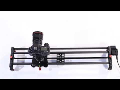How to Use GVM Camera Slider GP 80QD and GP 120QD