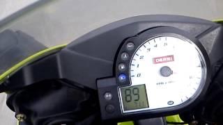 Derbi gpr 50 top speed