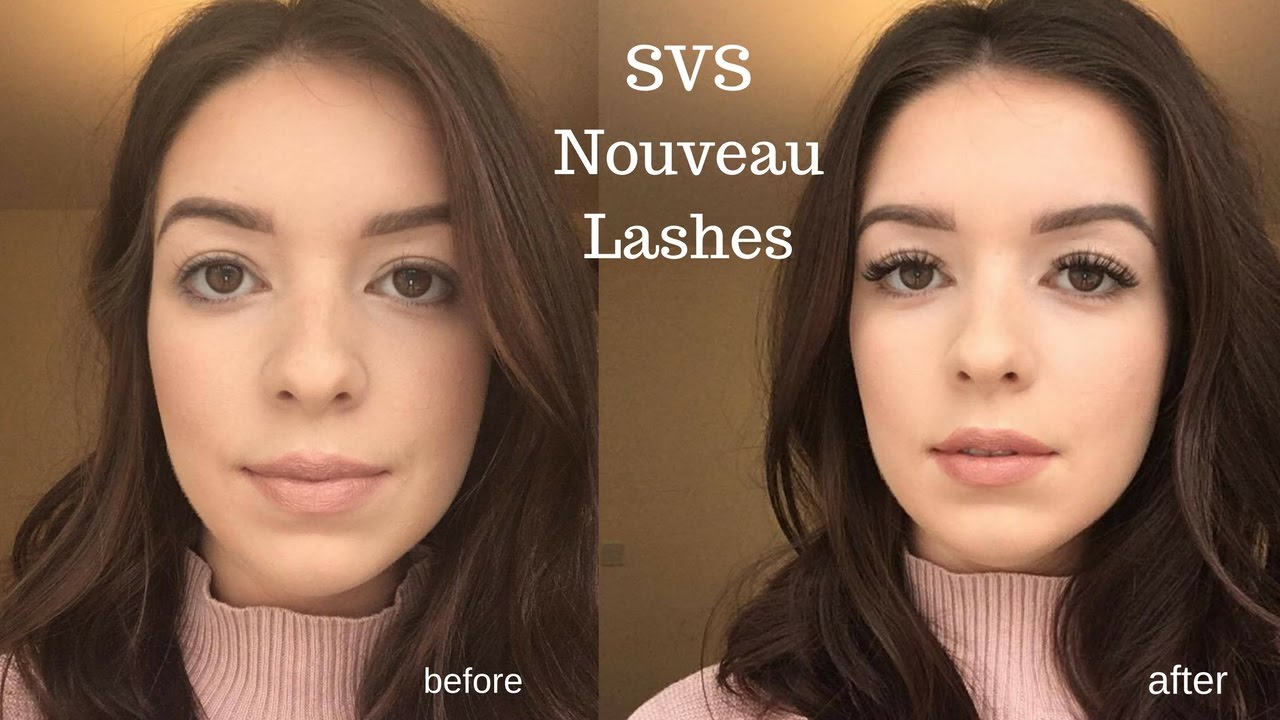 80aef21a9bb SVS Nouveau Lashes | Beth Eleanor - YouTube