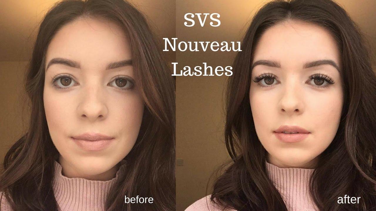 1f53a5842e1 SVS Nouveau Lashes | Beth Eleanor - YouTube