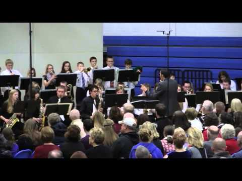 Yardbird Suite - KMHS Jazz Band - Charlie Parker arr. Micheal Sweeney