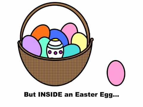 Inside An Easter Egg A Kids Easter Story Youtube