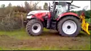 Big Steyr Traktor vs. Big Tree